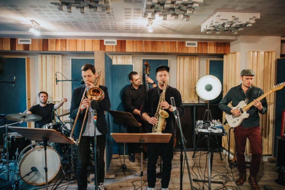 Marek Kądziela LDZ Jazz Ensemble